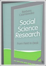 Social Science Research (h�ftad)