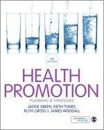 Health Promotion (häftad)