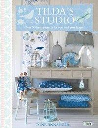 Tilda's Studio (inbunden)