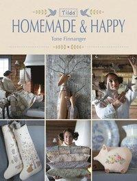 Tilda Homemade and Happy (inbunden)