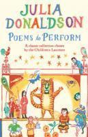 Poems to Perform (inbunden)