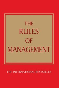 Rules of Management (h�ftad)