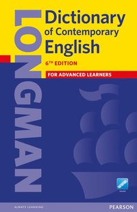 Longman Dictionary of Contemporary English 6 Paper and online ()