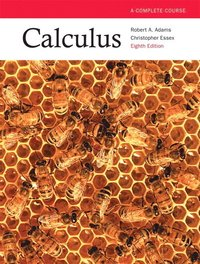 Calculus: A Complete Course / Calculus:Complete course student solutions manual ()