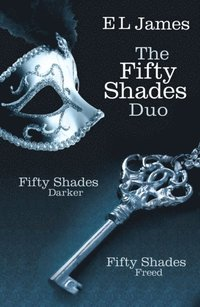 Fifty Shades Duo: Fifty Shades Darker / Fifty Shades Freed (e-bok)