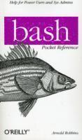 bash Pocket Reference (h�ftad)