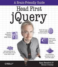 Head First jQuery (h�ftad)
