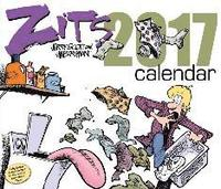 Zits 2017 Day-To-Day Calendar