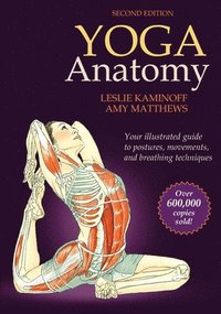 Yoga Anatomy (h�ftad)