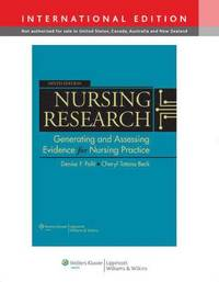 Nursing Research (h�ftad)