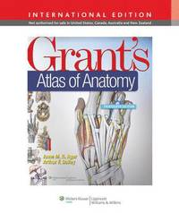 Grant's Atlas of Anatomy (h�ftad)
