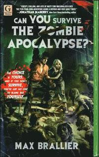Can You Survive the Zombie Apocalypse? (h�ftad)