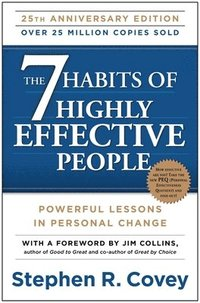 The 7 Habits of Highly Effective People: Powerful Lessons in Personal Change (h�ftad)