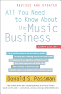 All You Need to Know about the Music Business (inbunden)