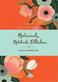 Botanicals Notebook Collection (h�ftad)