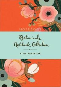 Botanicals Notebook Collection (h�ftad)