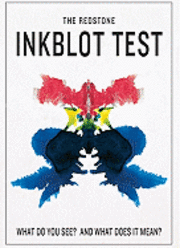 The Redstone Inkblot Test: The Ultimate Game of Personality (inbunden)