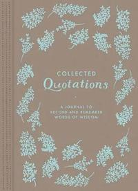 Collected Quotations (h�ftad)