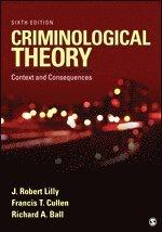 Criminological Theory (häftad)