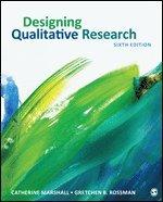 Designing Qualitative Research (h�ftad)