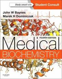 Medical Biochemistry (h�ftad)