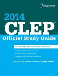 CLEP Official Study Guide (h�ftad)