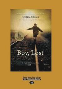 Boy, Lost (inbunden)