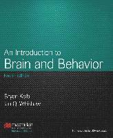 An Introduction to Brain &; Behavior