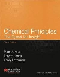 Chemical Principles (inbunden)