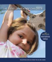 The Development of Children (inbunden)