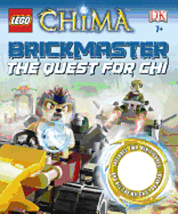 Lego Legends of Chima Brickmaster: The Quest for Chi [With 2 Minifigures, Legos] (inbunden)