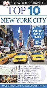 Top 10 New York City [With Map] (h�ftad)