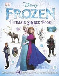 Ultimate Sticker Book: Frozen (h�ftad)