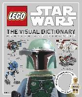 Lego Star Wars: The Visual Dictionary [With Luke Skywalker Minifigure] (inbunden)