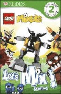 DK Readers L2: Lego Mixels: Let's Mix! (h�ftad)