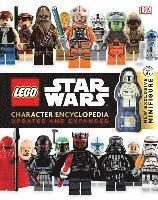 Lego Star Wars Character Encyclopedia (inbunden)