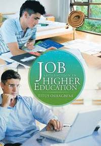 higher education job: