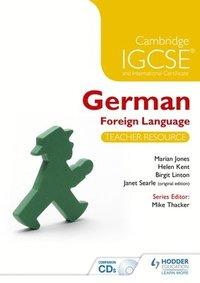 Cambridge IGCSE and International Certificate German Foreign Language Teacher Resource &; Audio-CDs (h�ftad)