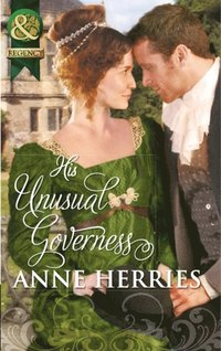 His Unusual Governess (Mills & Boon Historical) (inbunden)