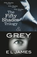Fifty Shades Trilogy & Grey