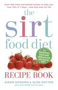 Sirtfood Diet Recipe Book