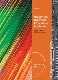 Managing for Quality & Performance Excellence, 9th ed. (e-bok)