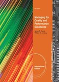 Managing for Quality & Performance Excellence, 9th ed.