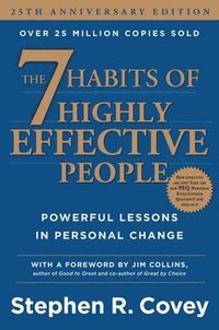 The 7 Habits of Highly Effective People: Powerful Lessons in Personal Change (kartonnage)