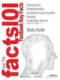 Studyguide for Entrepreneurship (h�ftad)