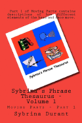 Sybrina's Phrase Thesaurus: Moving Parts - Part 1