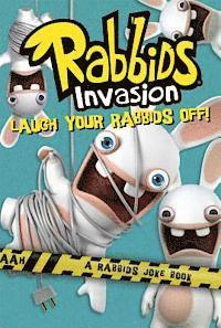Laugh Your Rabbids Off!: A Rabbids Joke Book (häftad)