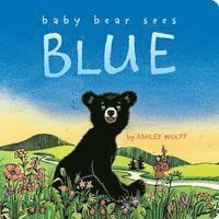 Baby Bear Sees Blue (kartonnage)