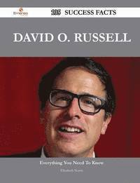 David O. Russell 105 Success Facts - Everything You Need to Know about David O. Russell (inbunden)