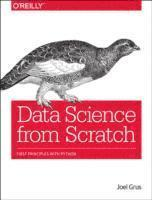 Data Science from Scratch (häftad)
